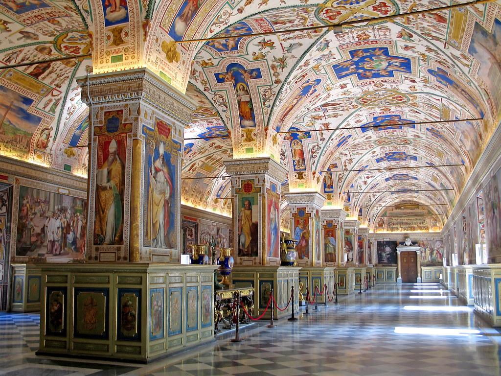 Image result for vatican art