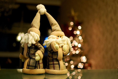 Twin Santas from Scotland | by eliteting
