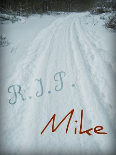 R.I.P. Mike | by Christina Welsh (Rin)
