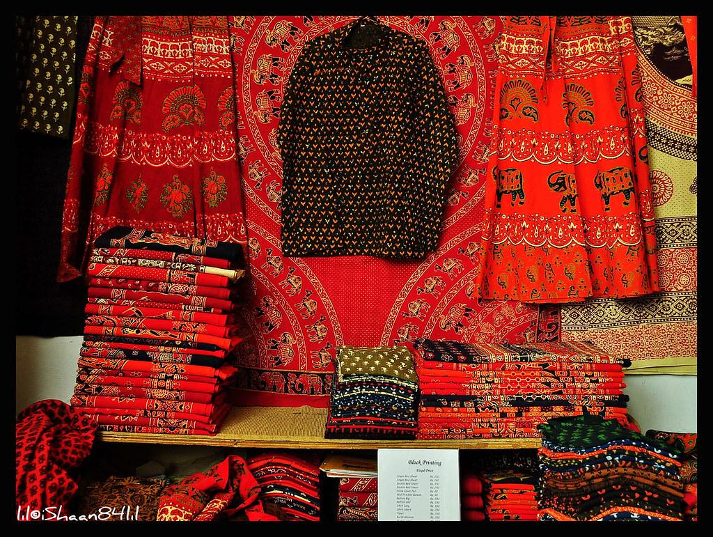 Rajasthani Handicrafts On Display Inside Mehrangarh Fort Flickr
