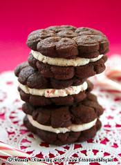 Chocolate Spritz Cookies | by Bitter-Sweet-