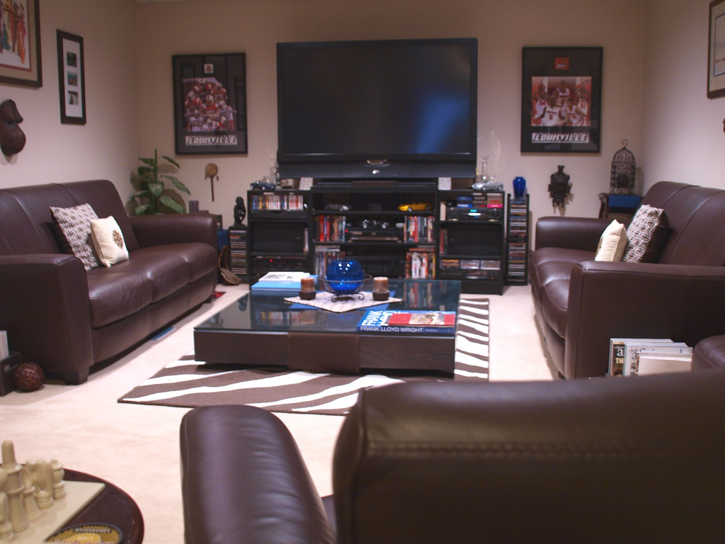 Man Cave For Women : Man cave where men are and women should be