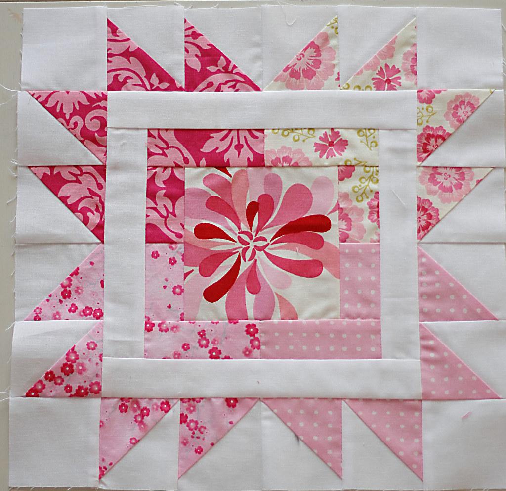 Breast Cancer Awareness Block #1 Block #1 for Dana s BCA q? Flickr