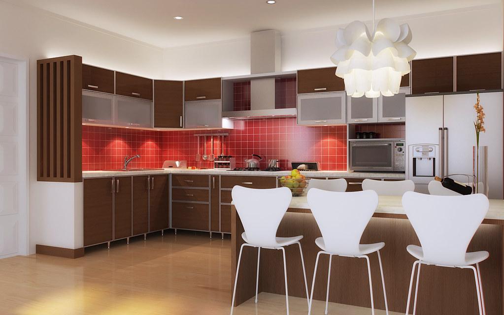 Image Result For White Wash Kitchen