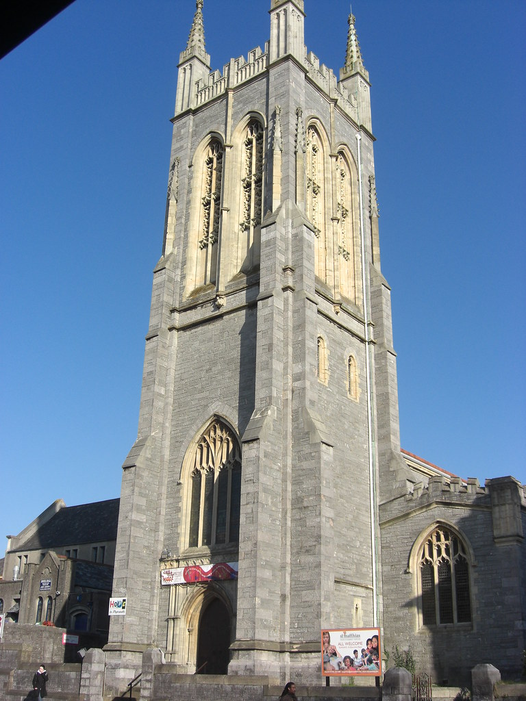 Plymouth St Matthias North Hill Devon The Magnificent