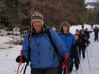 xc nordic ski touring with youth group march 2010 | by Full On Adventure