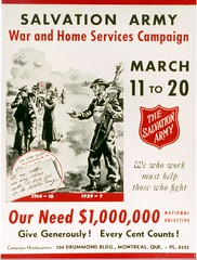 Salvation Army in service in Europe-- WW2 | by The Salvation Army BC Division