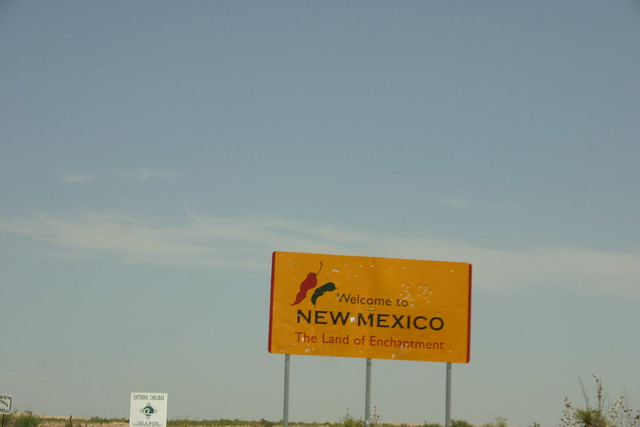 New Mexico incl Roswell