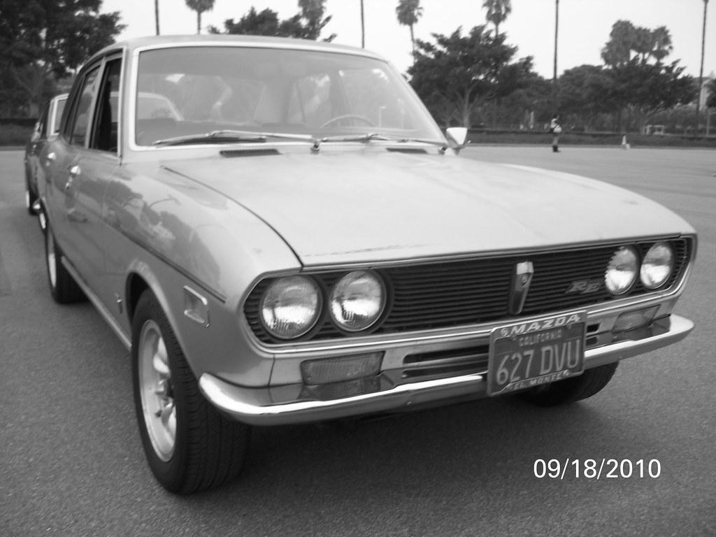 1971 Mazda Rx2: Jorge Martin Del Campo