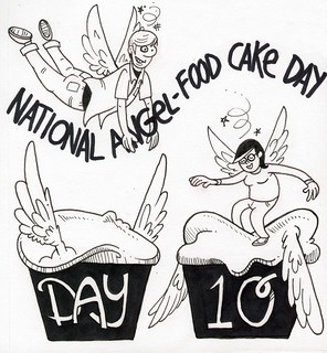 National Angel-Food Cake Day | by Question Josh? - SB/DSK