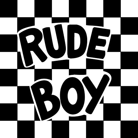 Rude Boy Ska Punk | Rude Boy Ska Punk Eighties 80s vintage b ... Graffiti