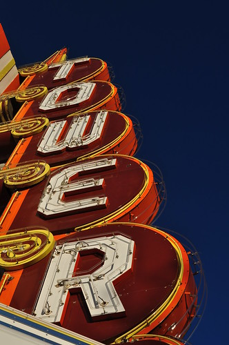 Tower Theater Sign Lookin' Good Again | by Lynne's Lens