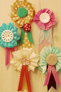 Blythe show ribbons set 1 | by the gnome hut