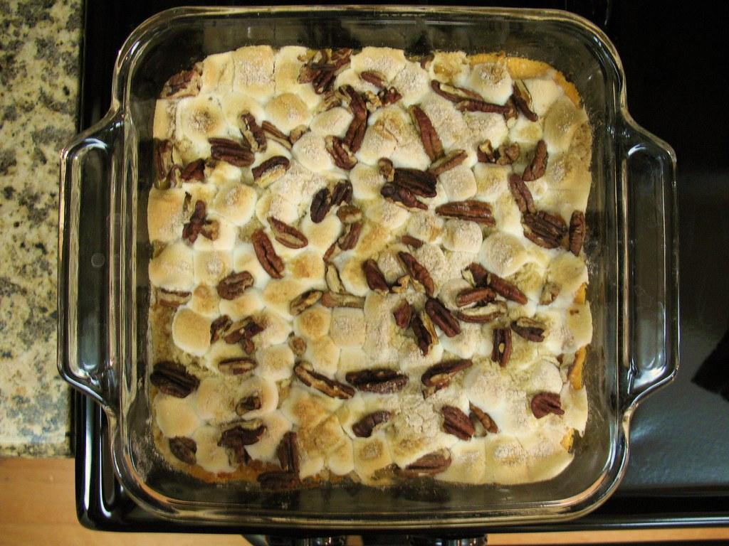 Sweet Potato Casserole America S Test Kitchen