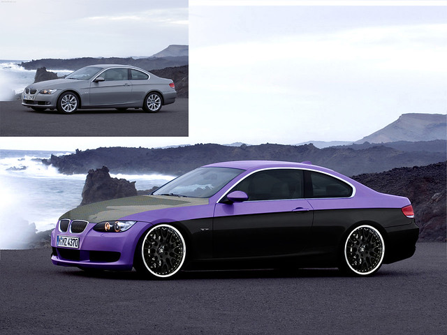 bmw 335i coupe 2007 virtual tuning. Black Bedroom Furniture Sets. Home Design Ideas