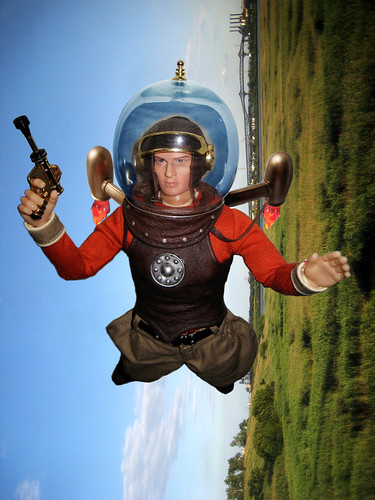 buck rogers astronaut - photo #3