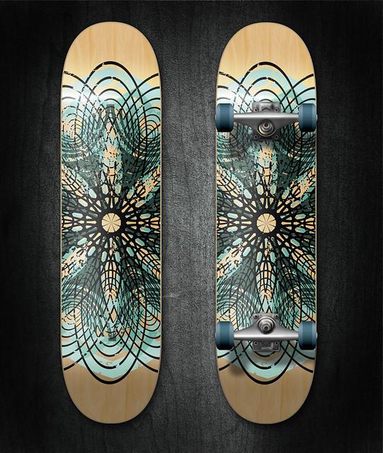 Skateboard Design | By Room122 Skateboard Design | By Room122