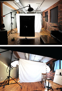 Light Tent for Sarah's World Wedding Session @IKONIX | by You're In My Light (jerrysEYES)