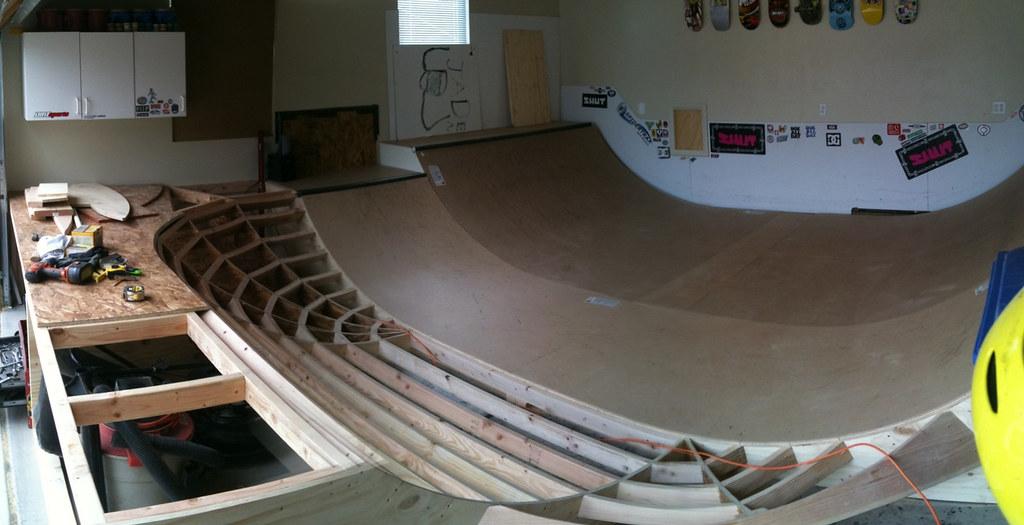 Garage mini ramp 3 ft garage mini ramp is getting a new co flickr