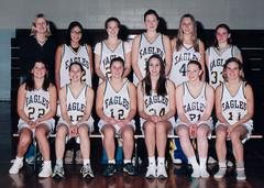 Sr. Girls Basketball 0203