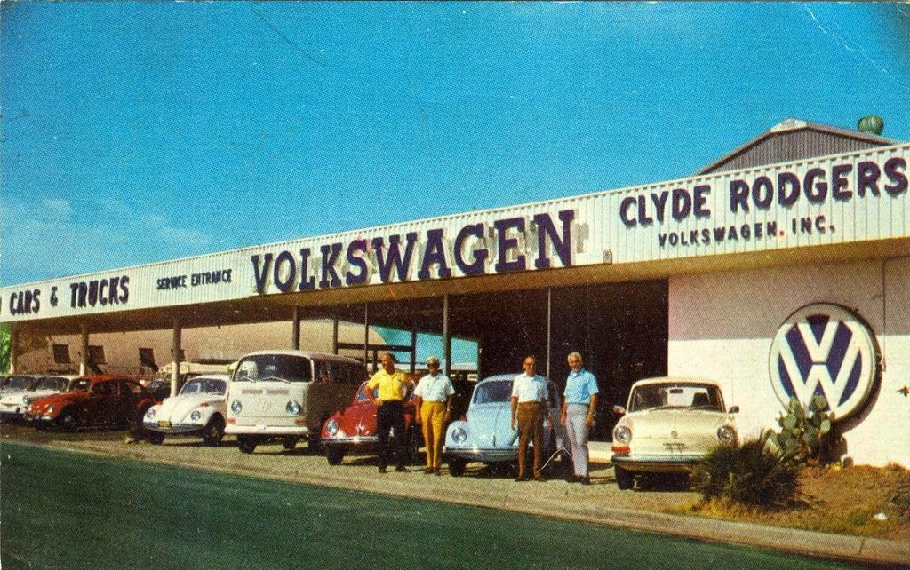 Clyde Rogers Volkswagen El Centro Ca 1334 N Imperial