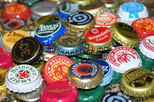 Beer Bottle Caps | by deege@fermentarium.com