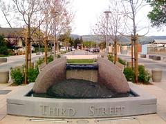 Third Street Fountain