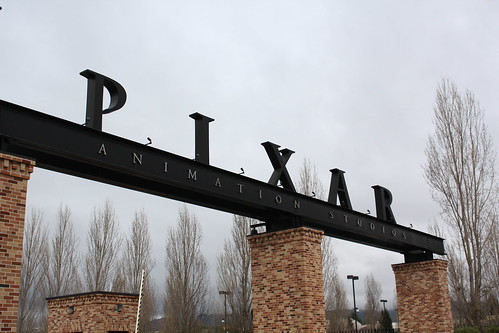 Pixar Animation Studio | by superstrikertwo