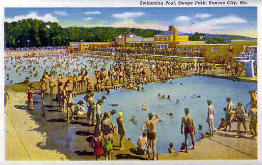 WPA Swimming Pool Swope Park KC MO Flickr Photo