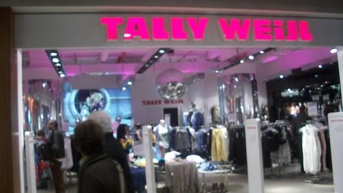 Tally weijl, italya