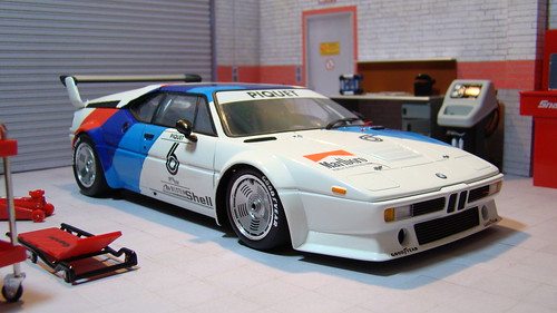 bmw m1 procar series 6 piquet diecast 1 18 scale by minic flickr. Black Bedroom Furniture Sets. Home Design Ideas