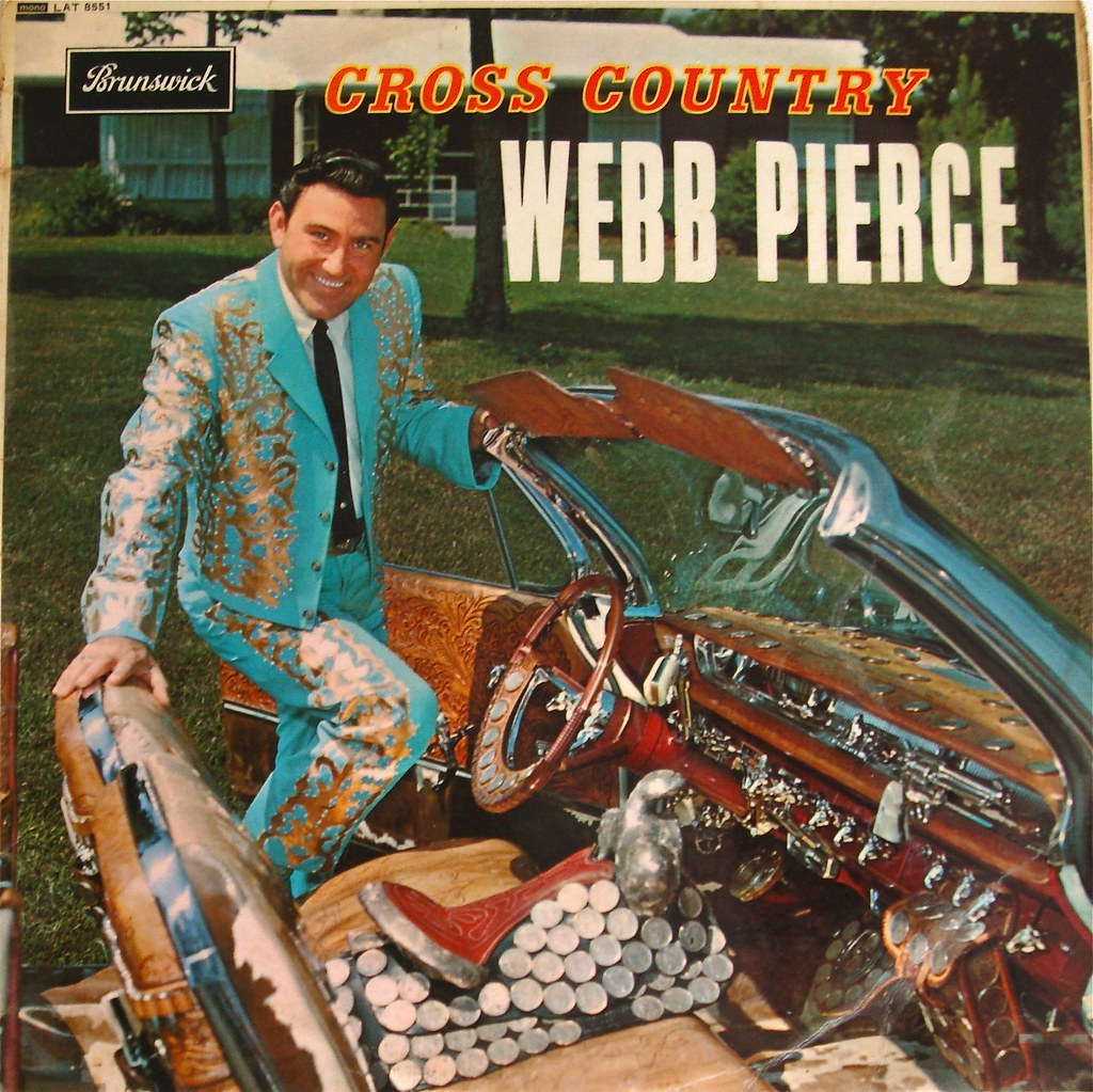 Webb Pierce- Cross Country | Mike | Flickr Steppenwolf