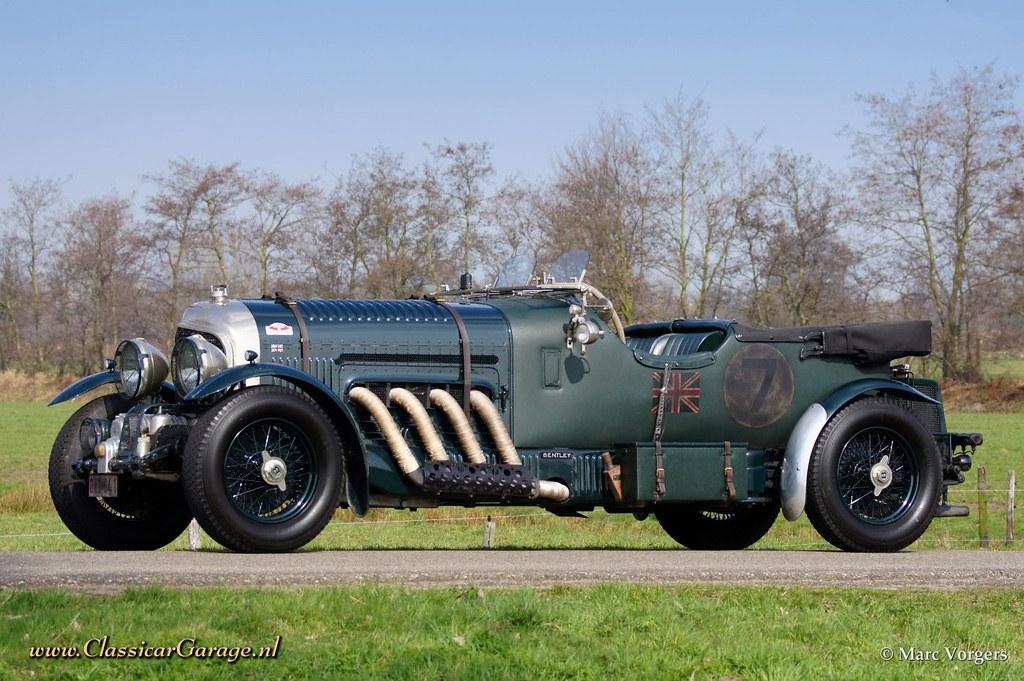 Permalink to Replica Vintage Bentley Cars