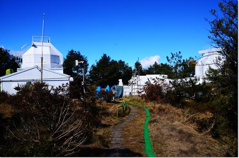 鹿林前山中大天文台 2