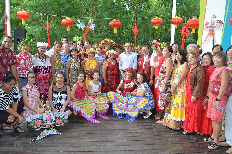 Célèbration du Nouvel An chinois à l'UPF
