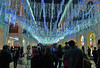 Macau - Senado Square holiday lights