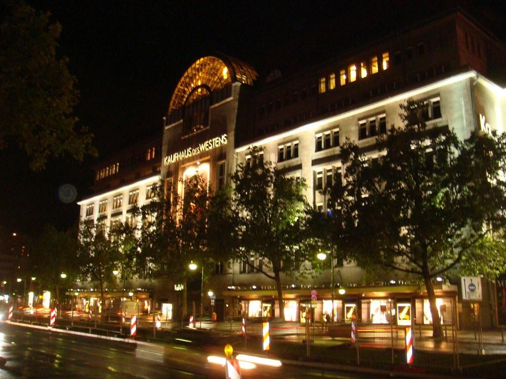 berlin 2009 19 berlin kdw shopping center alf igel flickr. Black Bedroom Furniture Sets. Home Design Ideas
