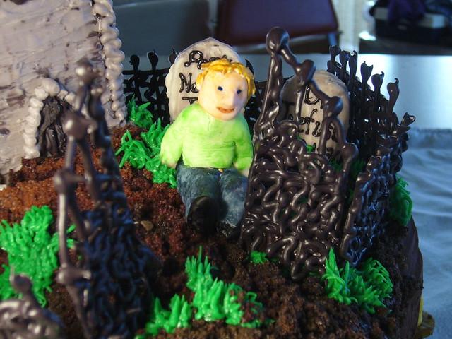Chocolate Graveyard Cake Recipe