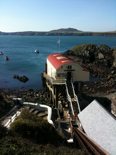 Wales 19: St Justinian's Lifeboat House | by Devon 21