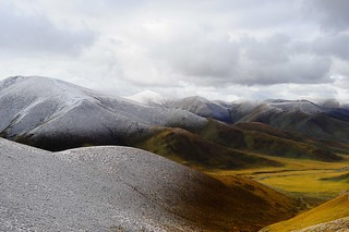 Snow Line at the Tibetan Plateau | by reurinkjan