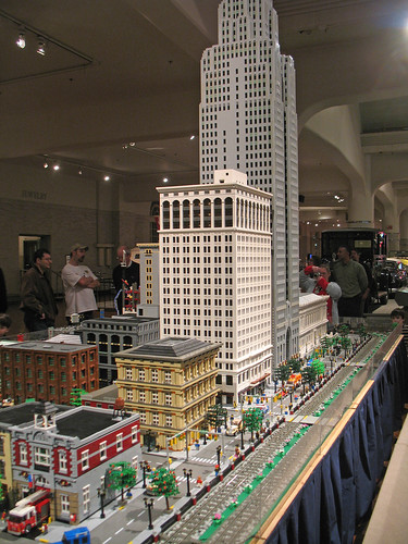 Lego City And Train Layout At The Henry Ford Museum Flickr