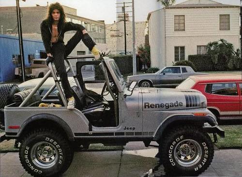 Aev Jeep For Sale >> Eddie Van Halen 1980 | Taylor Player | Flickr