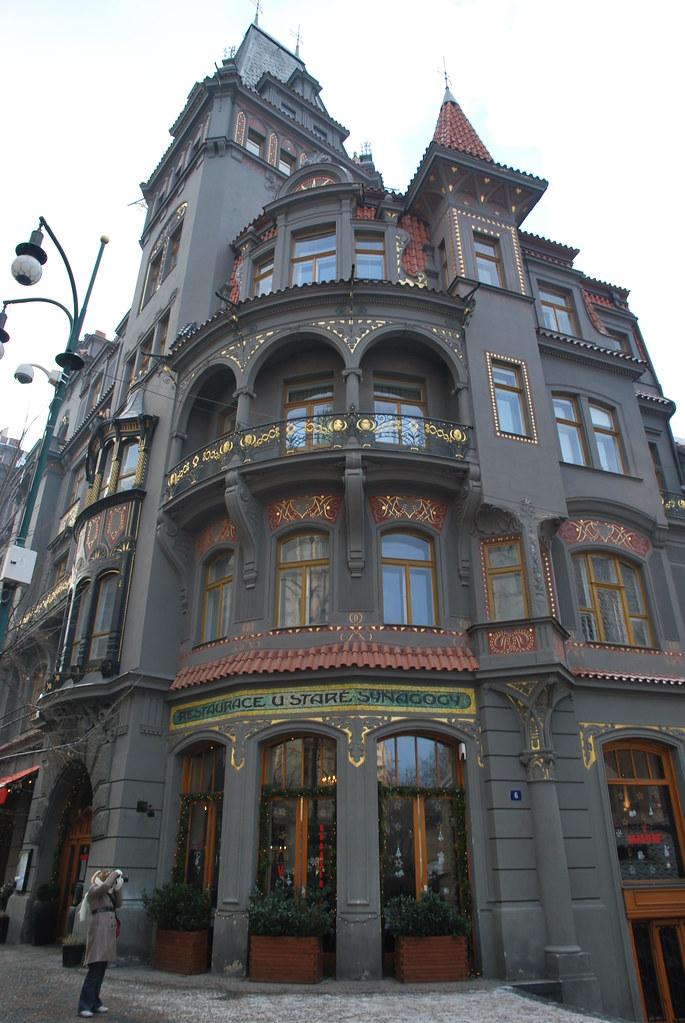 Josefov - Prague - Rep. Tchèque