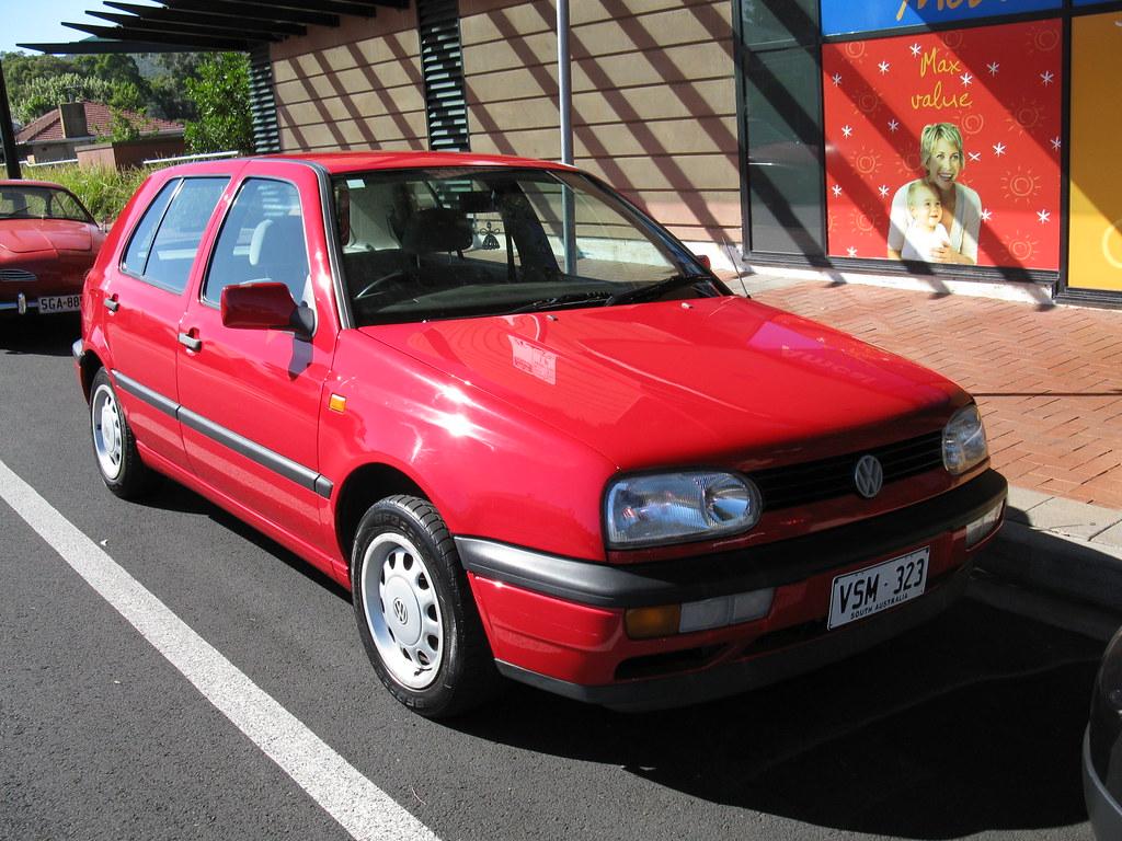 1995 Volkswagen Golf GL 20  1995 Volkswagen Golf GL 20  Flickr