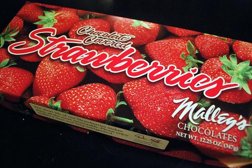 Chocolate Strawberries Box Malley S Chocolate Covered