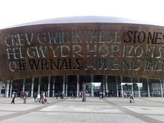 Wales Millenium Centre | by princess5exyface