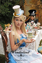 Alice in Wonderland ~ Mad Hatter Tea Party | by Alexandria R. LaNier