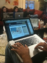 Ushahidi Situation Room Boston | by digital.democracy