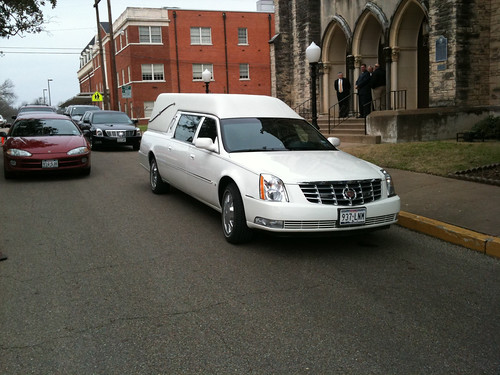 Waco Tx Oakcrest White Hearse For A Grand Lady Used