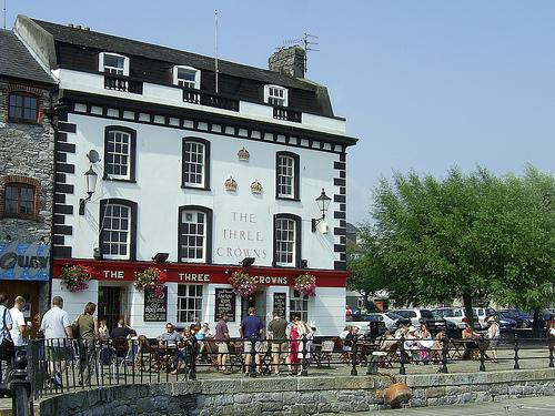 Nice Pub Food Plymouth